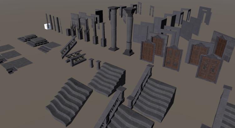 Basic architectural elements