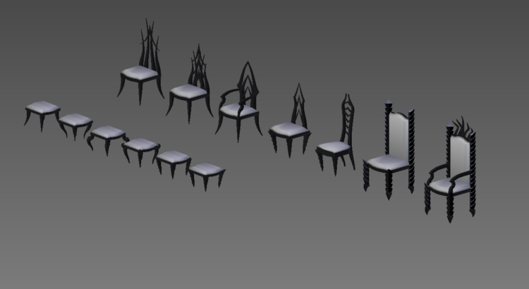 Chair concept