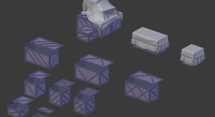 Containers - boxes