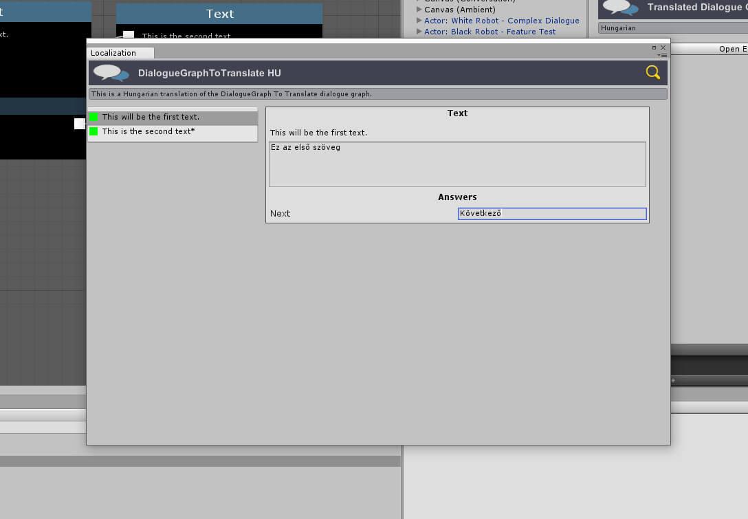 Dialogue System - Documentation - Runemark Studio