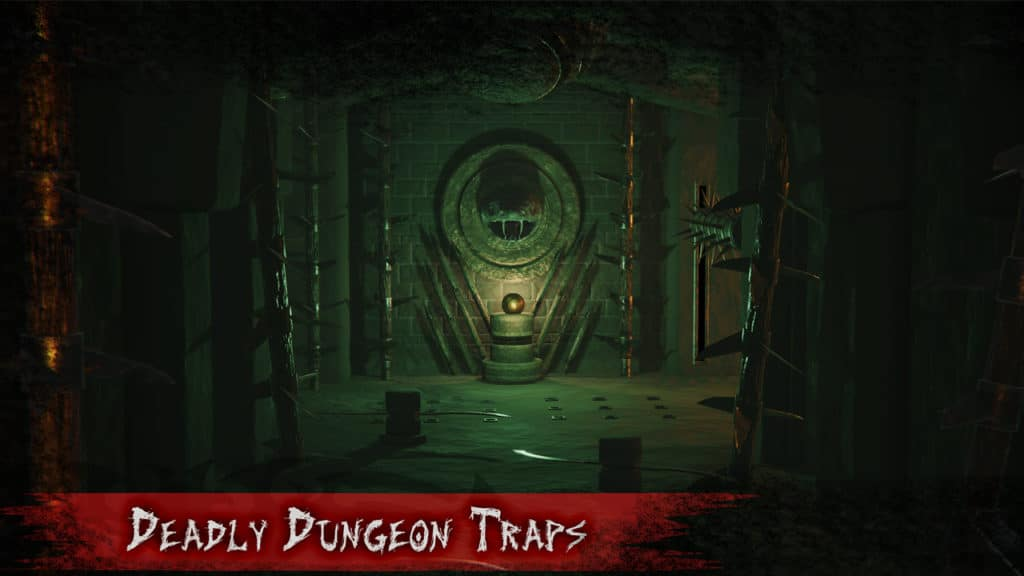 deadly dungeon traps cover