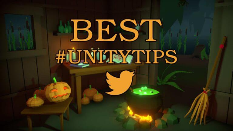 halloween unity tips cover